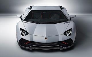 Șeful Lamborghini: Succesorul lui Aventador va avea un design total diferit