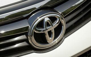 Toyota a obținut un profit record de peste 9 miliarde de dolari în al doilea trimestru