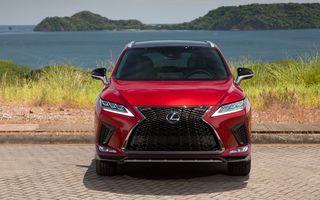 Planuri Lexus: noua generație RX și un nou SUV electric ar urma să debuteze în 2022