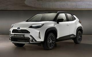 Prețuri Toyota Yaris Cross în România: start de la 17.200 de euro
