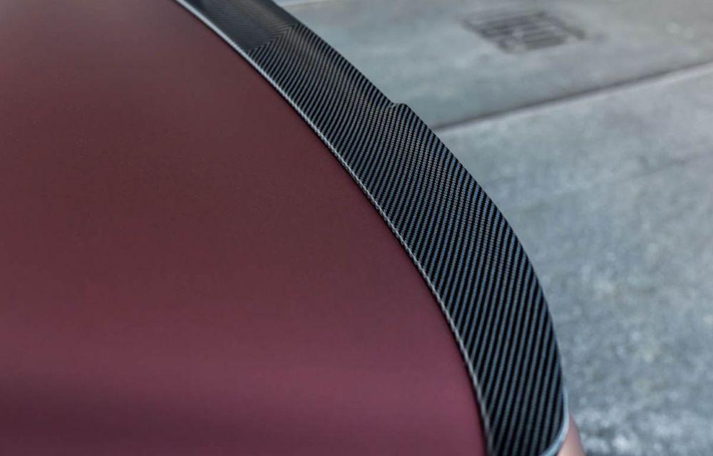 BMW M5 tunat de Manhart: motorul V8 dezvoltă acum 815 CP și 1.050 Nm - Poza 13