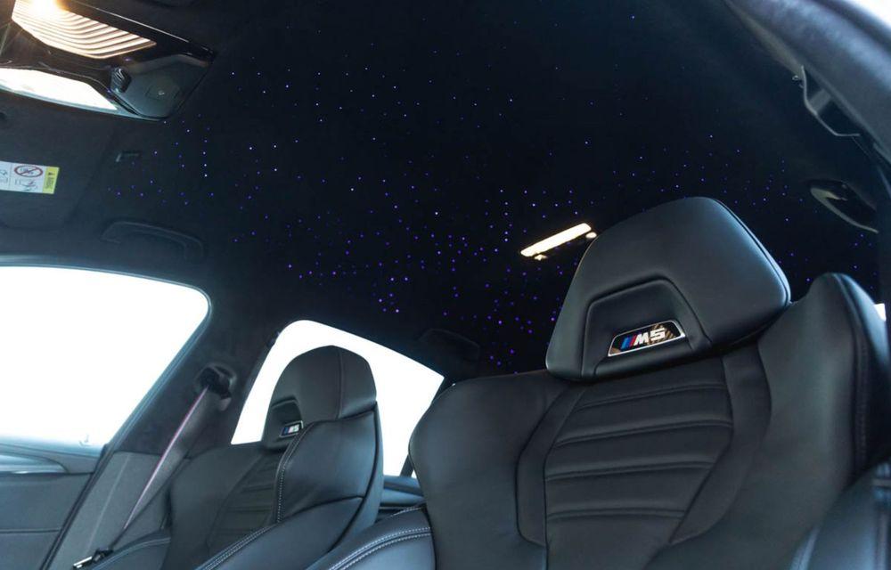 BMW M5 tunat de Manhart: motorul V8 dezvoltă acum 815 CP și 1.050 Nm - Poza 8