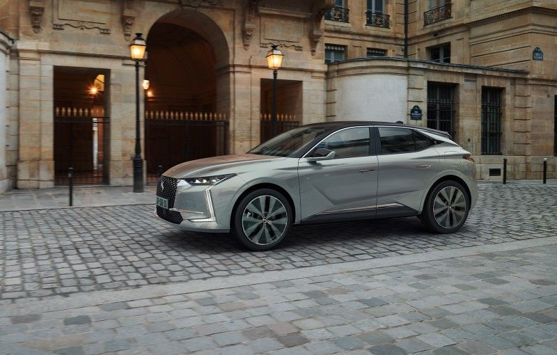 Francezii de la DS vor lansa doar modele electrice din 2024 - Poza 1