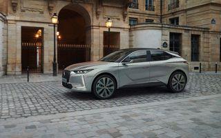 Francezii de la DS vor lansa doar modele electrice din 2024