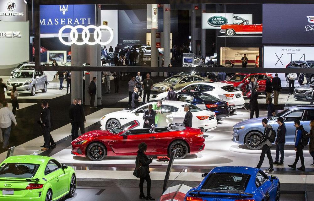 Ediția din acest an a Salonului Auto de la New York a fost anulată - Poza 1