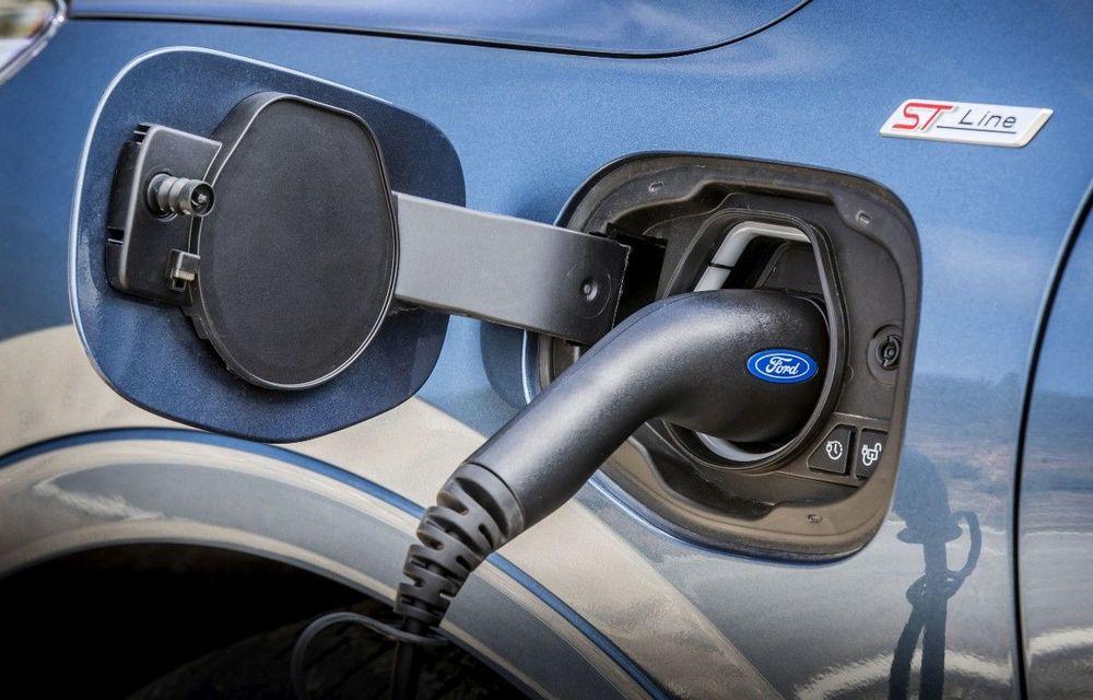 Ford Kuga este cel mai bine vândut model PHEV din Europa în primele 6 luni - Poza 1