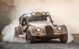 Primul Morgan destinat ieșirilor în off-road: Plus Four CX-T va fi replicat în doar 8 exemplare