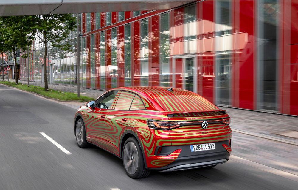 Noul Volkswagen ID.5 GTX va fi prezentat în 7 septembrie - Poza 3