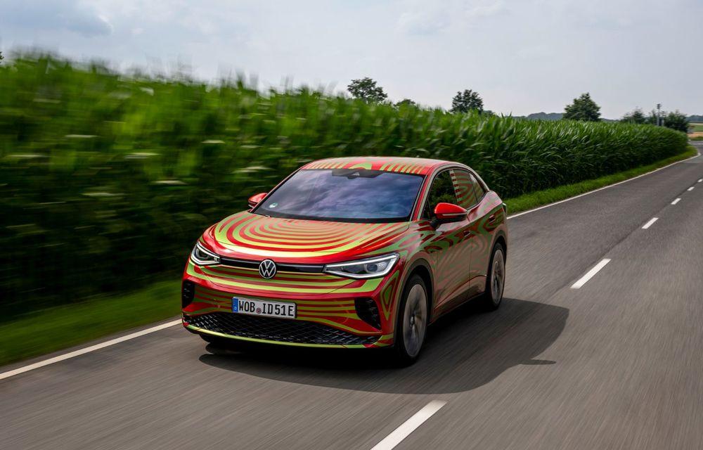 Noul Volkswagen ID.5 GTX va fi prezentat în 7 septembrie - Poza 5