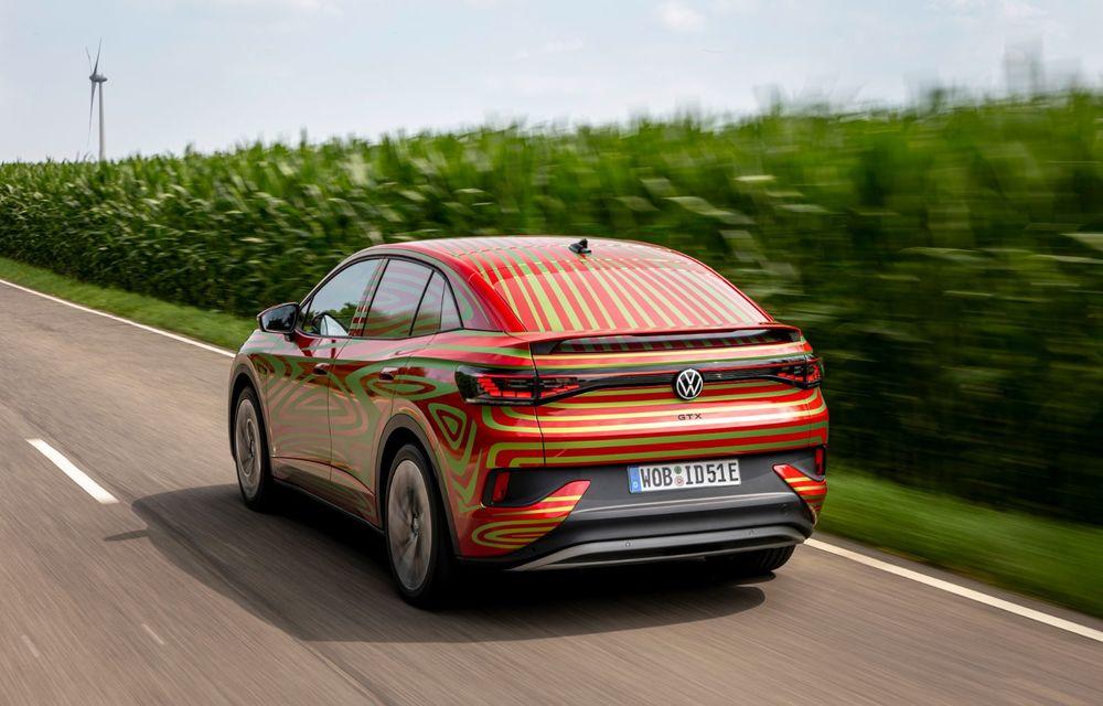 Noul Volkswagen ID.5 GTX va fi prezentat în 7 septembrie - Poza 6