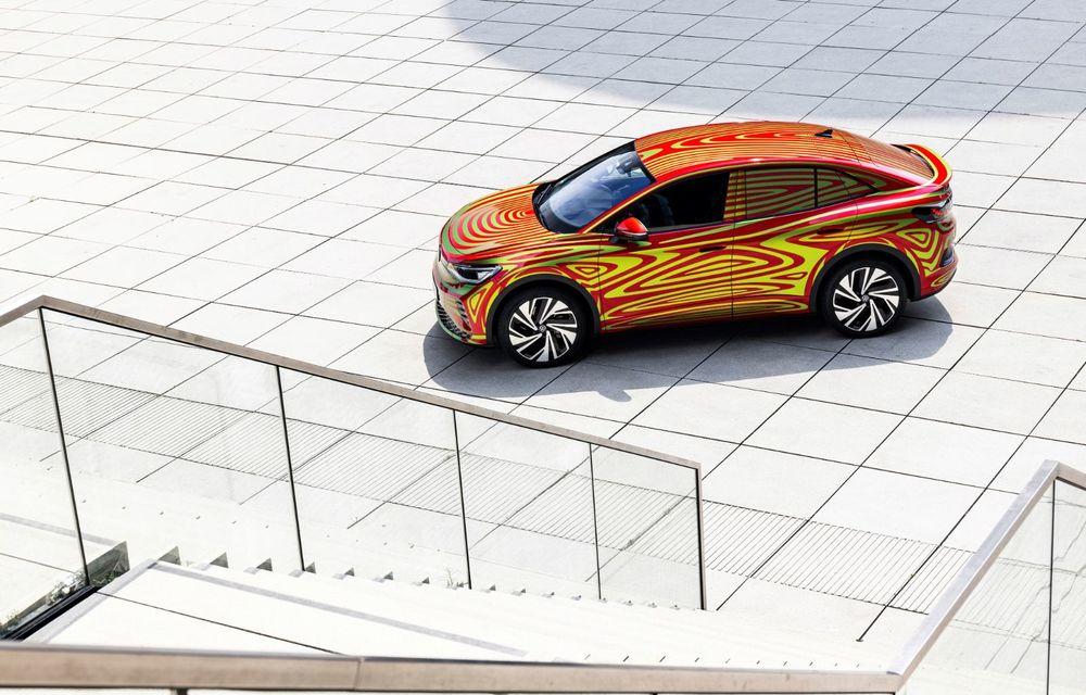 Noul Volkswagen ID.5 GTX va fi prezentat în 7 septembrie - Poza 7