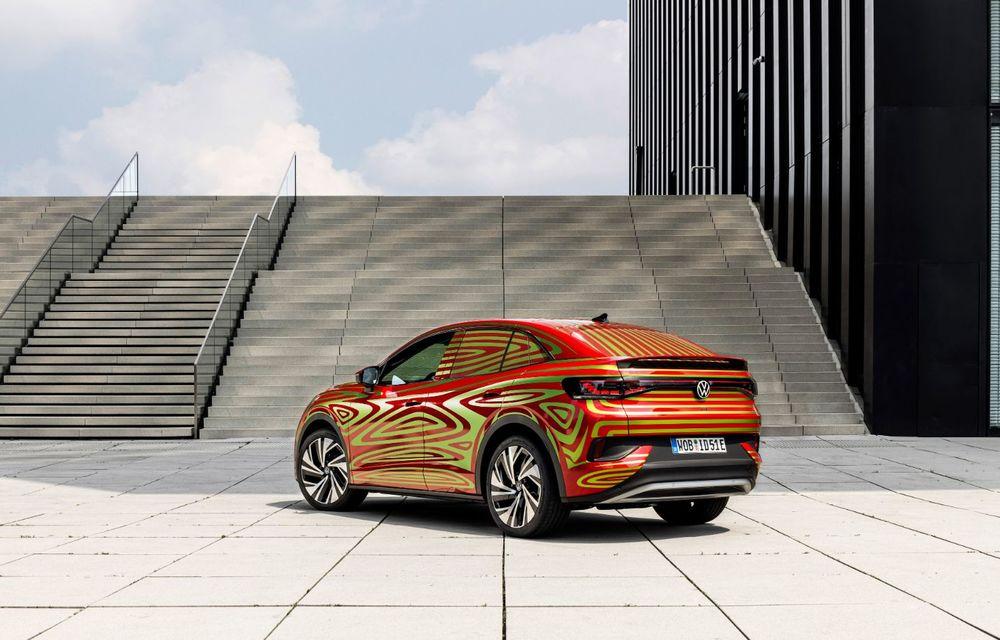 Noul Volkswagen ID.5 GTX va fi prezentat în 7 septembrie - Poza 8