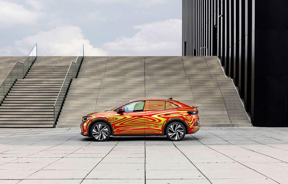 Noul Volkswagen ID.5 GTX va fi prezentat în 7 septembrie - Poza 9
