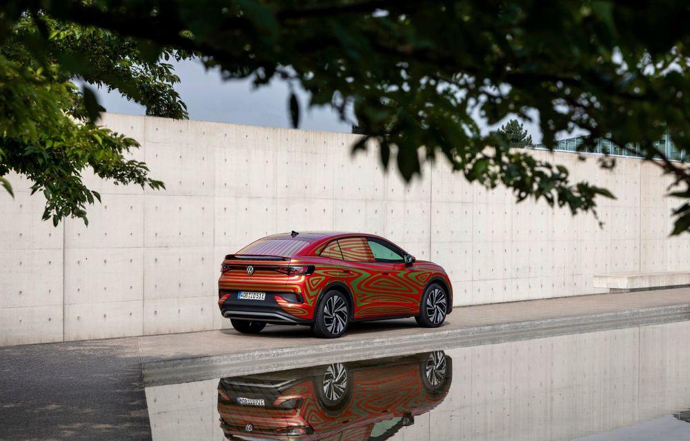 Noul Volkswagen ID.5 GTX va fi prezentat în 7 septembrie - Poza 11