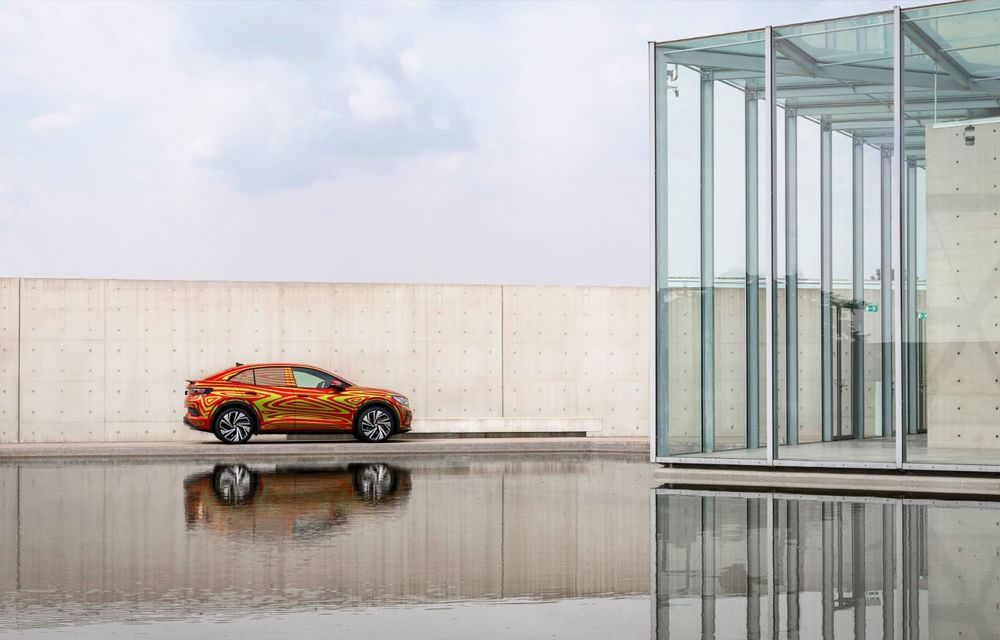 Noul Volkswagen ID.5 GTX va fi prezentat în 7 septembrie - Poza 12