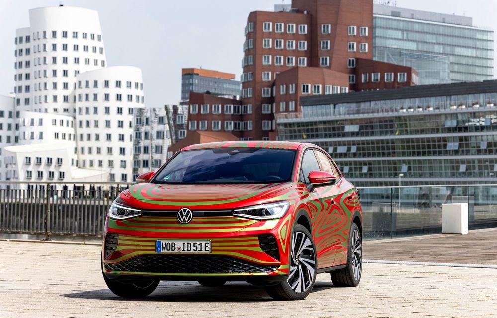 Noul Volkswagen ID.5 GTX va fi prezentat în 7 septembrie - Poza 13