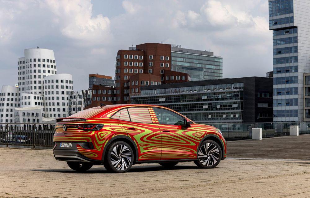 Noul Volkswagen ID.5 GTX va fi prezentat în 7 septembrie - Poza 14