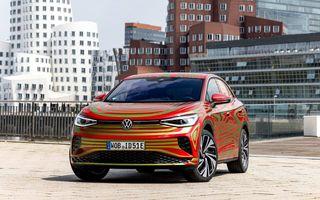 Noul Volkswagen ID.5 GTX va fi prezentat în 7 septembrie