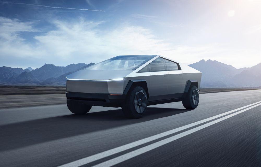 Tesla amână producția lui Cybertruck până în 2022 - Poza 1