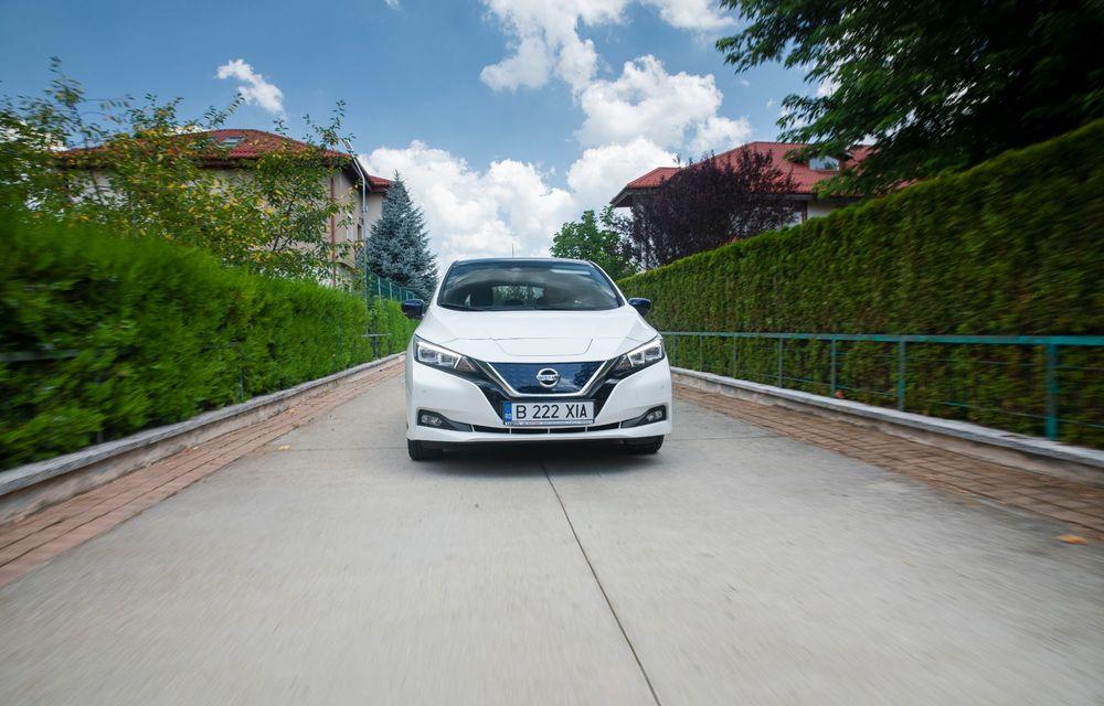 Viața cu Nissan Leaf: interviu cu Marius Iordan, un posesor care folosește mașina electrică de 4 ani - Poza 5