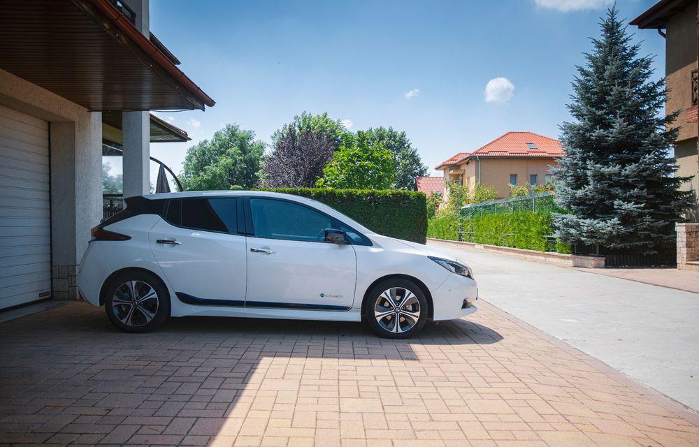 Viața cu Nissan Leaf: interviu cu Marius Iordan, un posesor care folosește mașina electrică de 4 ani - Poza 6