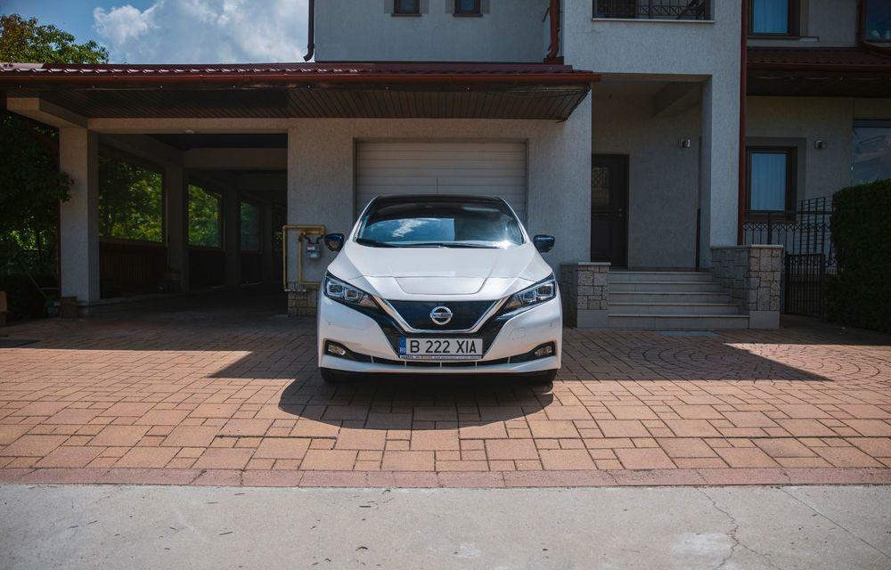 Viața cu Nissan Leaf: interviu cu Marius Iordan, un posesor care folosește mașina electrică de 4 ani - Poza 4