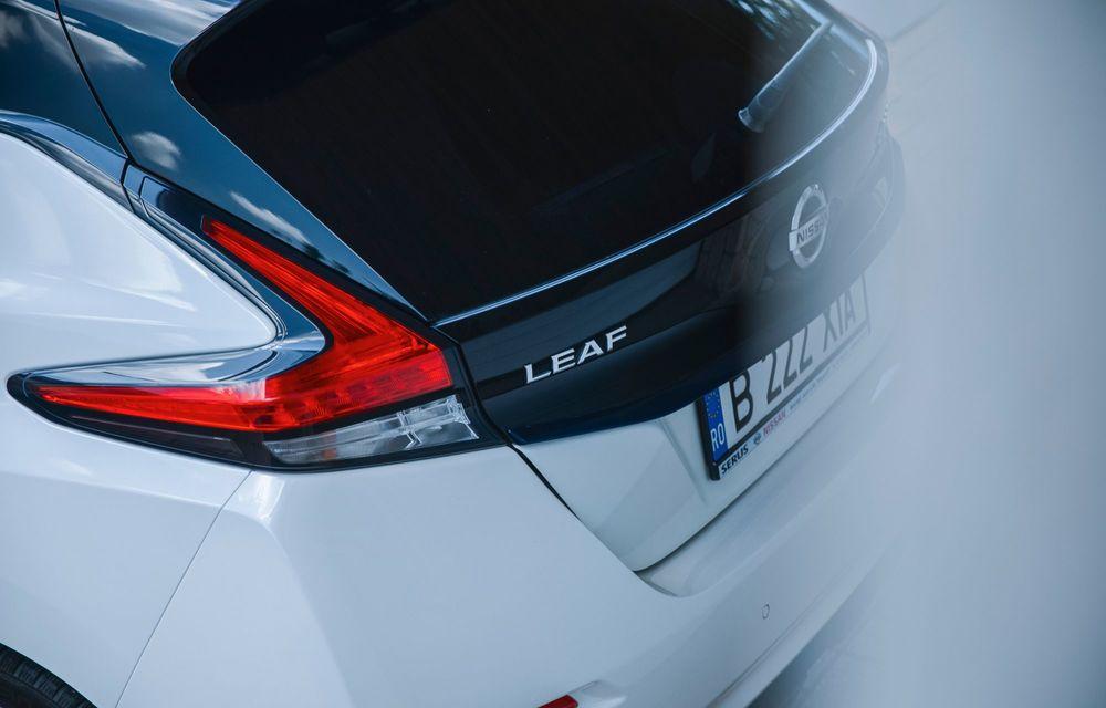 Viața cu Nissan Leaf: interviu cu Marius Iordan, un posesor care folosește mașina electrică de 4 ani - Poza 12