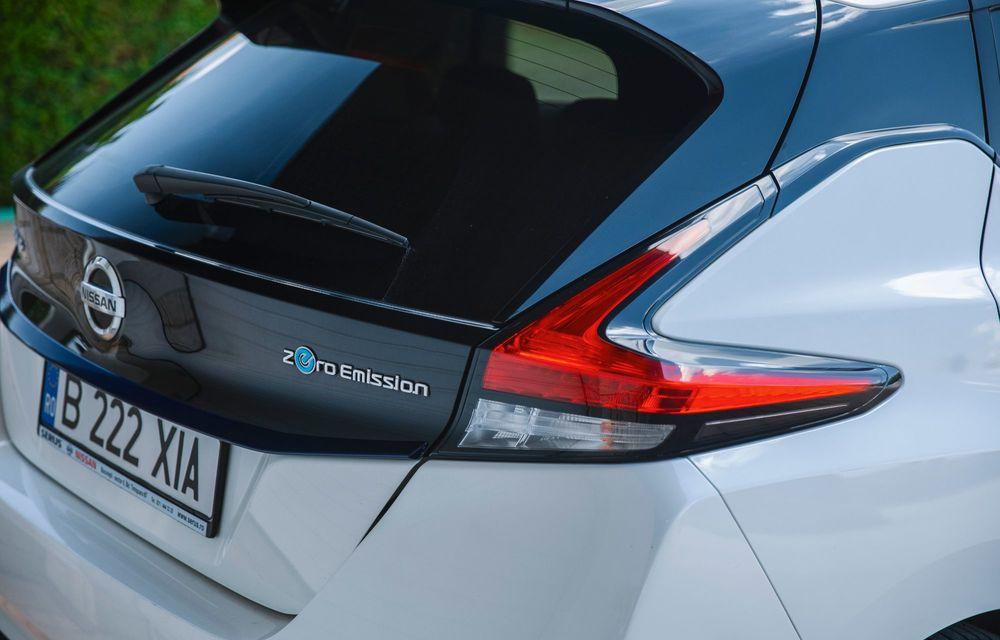 Viața cu Nissan Leaf: interviu cu Marius Iordan, un posesor care folosește mașina electrică de 4 ani - Poza 3