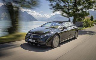 Mercedes-Benz EQS este acum disponibil în Germania: prețuri de la 106.000 de euro