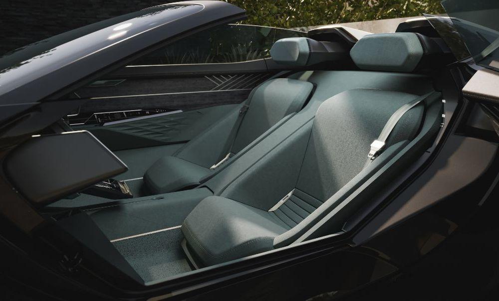 Audi prezintă conceptul electric Skysphere: 630 de cai putere și autonomie de 500 km - Poza 4