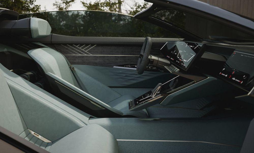 Audi prezintă conceptul electric Skysphere: 630 de cai putere și autonomie de 500 km - Poza 5