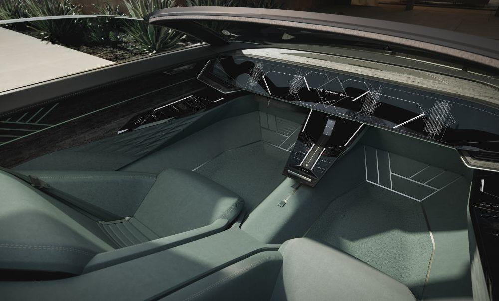 Audi prezintă conceptul electric Skysphere: 630 de cai putere și autonomie de 500 km - Poza 6