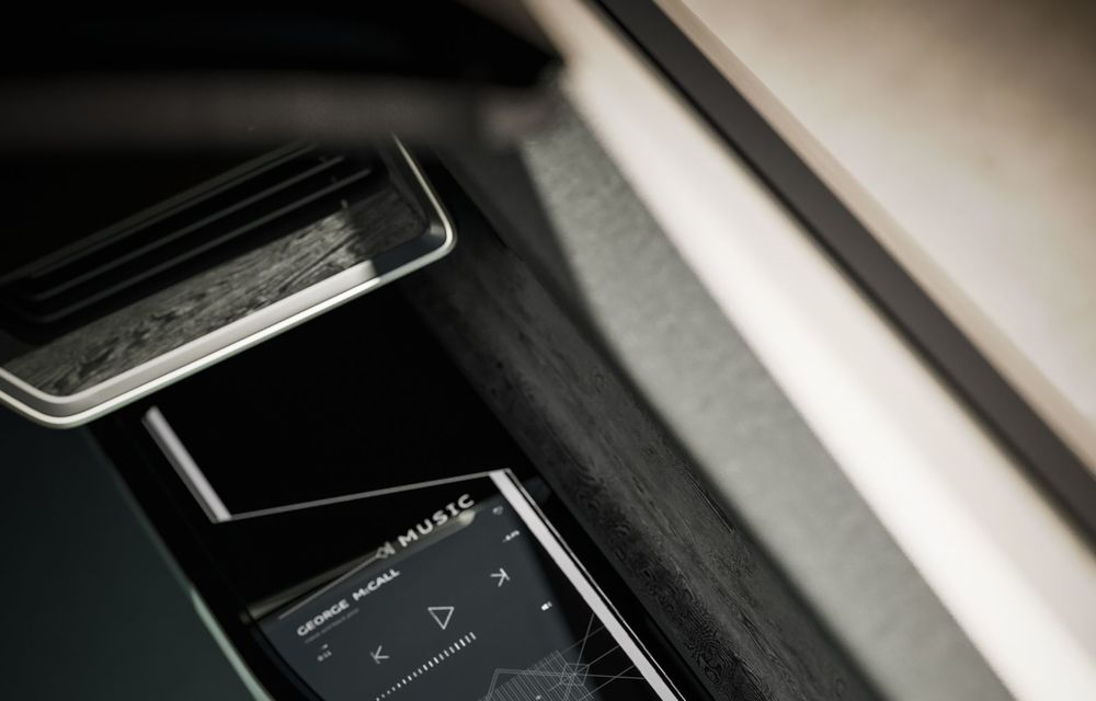 Audi prezintă conceptul electric Skysphere: 630 de cai putere și autonomie de 500 km - Poza 9