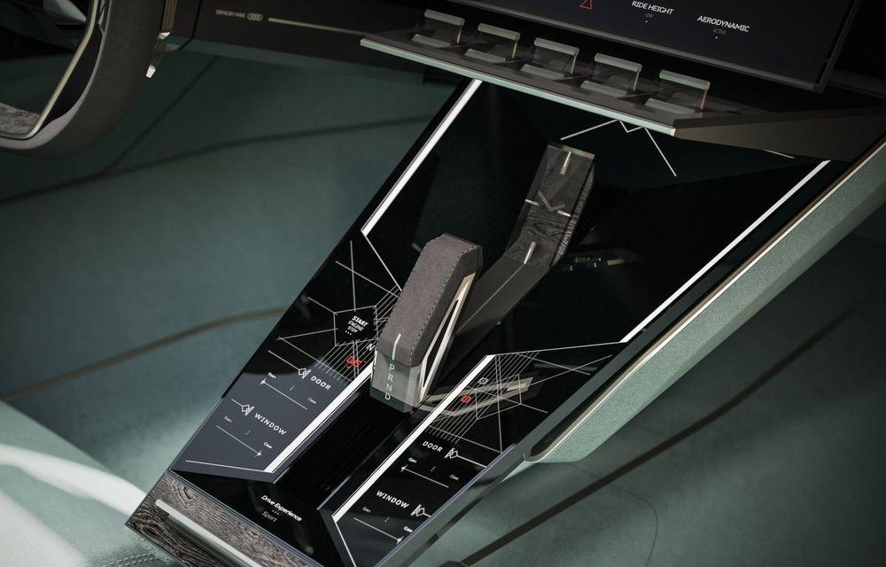 Audi prezintă conceptul electric Skysphere: 630 de cai putere și autonomie de 500 km - Poza 10