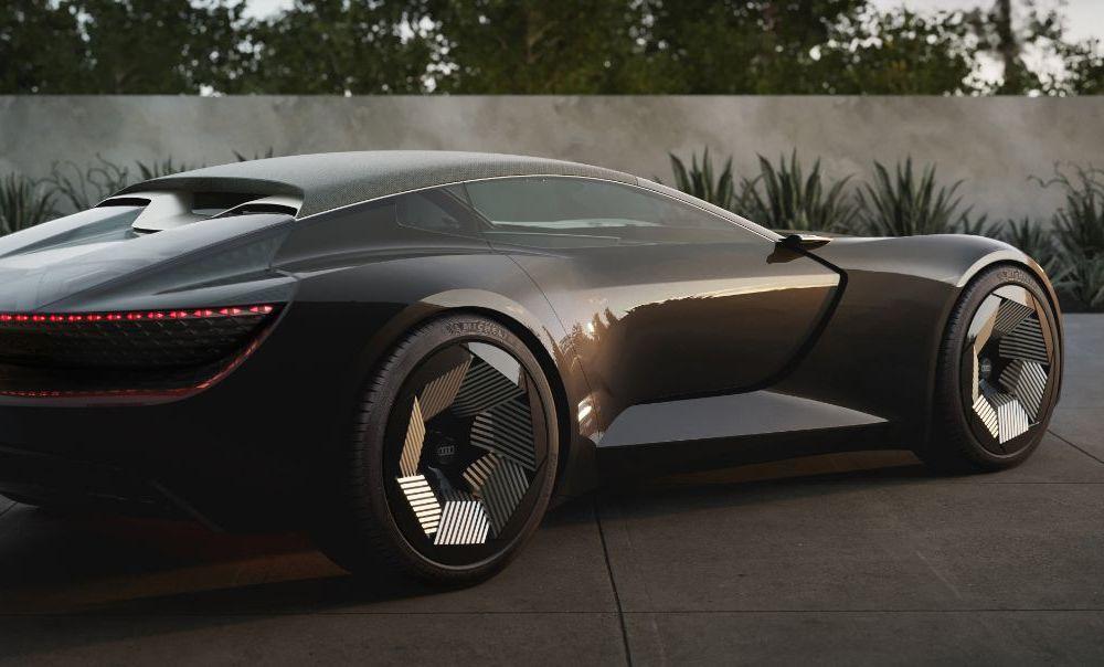 Audi prezintă conceptul electric Skysphere: 630 de cai putere și autonomie de 500 km - Poza 15