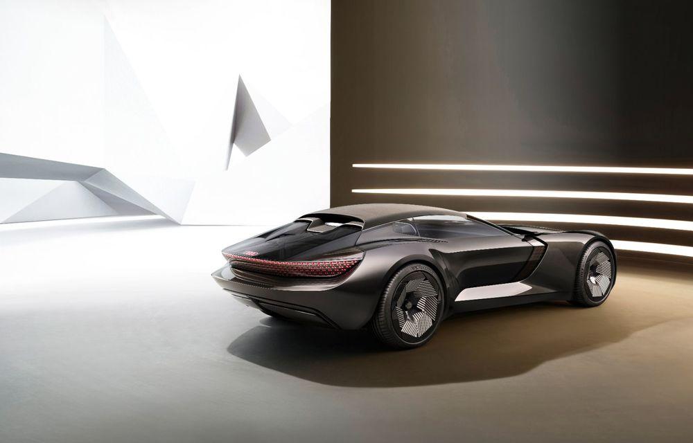 Audi prezintă conceptul electric Skysphere: 630 de cai putere și autonomie de 500 km - Poza 25