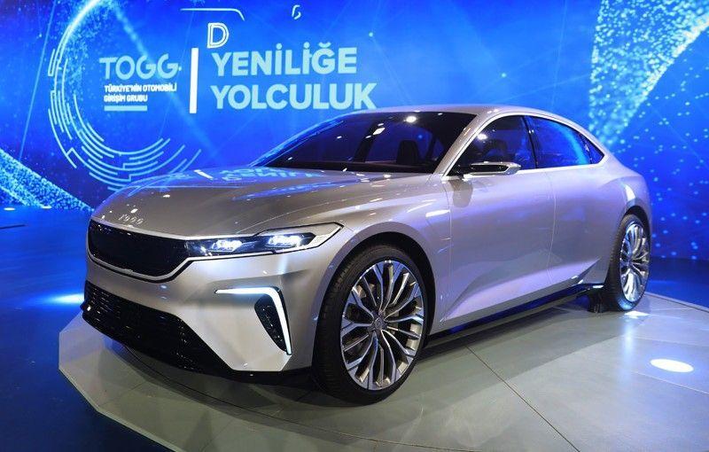 Turcii de la TOGG vor începe producția națională de mașini electrice în 2022 - Poza 1