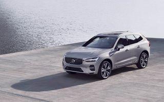 Volvo suspendă temporar producția din Suedia pe fondul crizei de semiconductori
