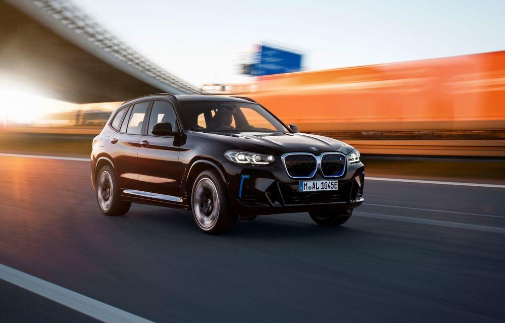 BMW iX3 facelift a fost prezentat: pachet M Sport în standard, preț de la 65.000 de euro - Poza 2