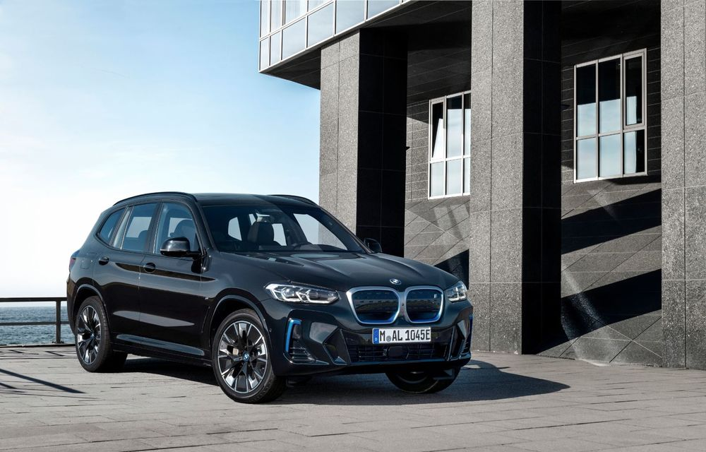 BMW iX3 facelift a fost prezentat: pachet M Sport în standard, preț de la 65.000 de euro - Poza 6