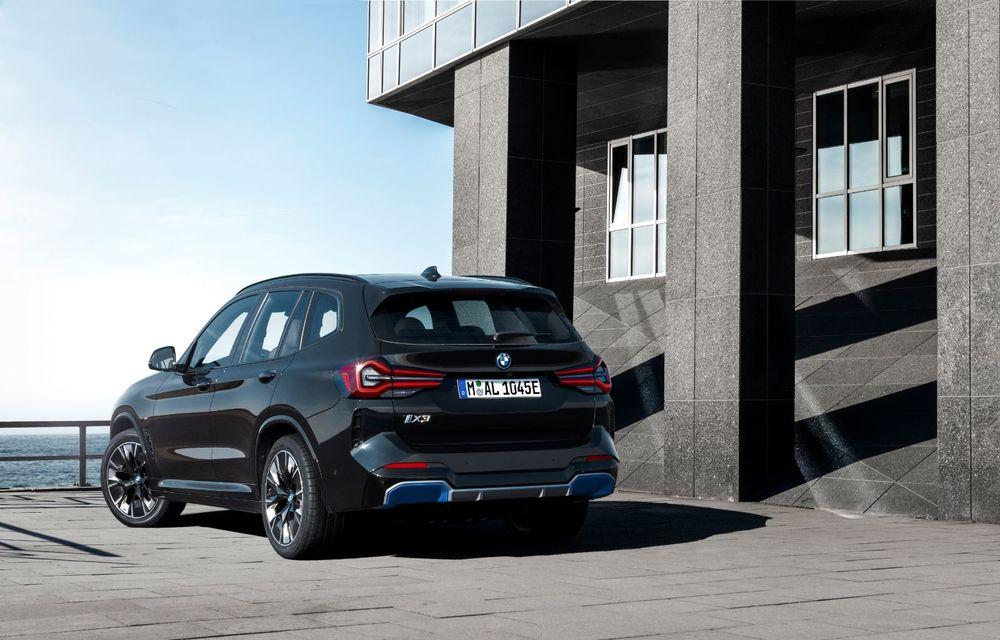 BMW iX3 facelift a fost prezentat: pachet M Sport în standard, preț de la 65.000 de euro - Poza 7