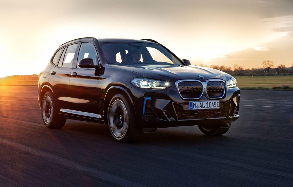 BMW iX3 facelift a fost prezentat: pachet M Sport în standard, preț de la 65.000 de euro - Poza 8