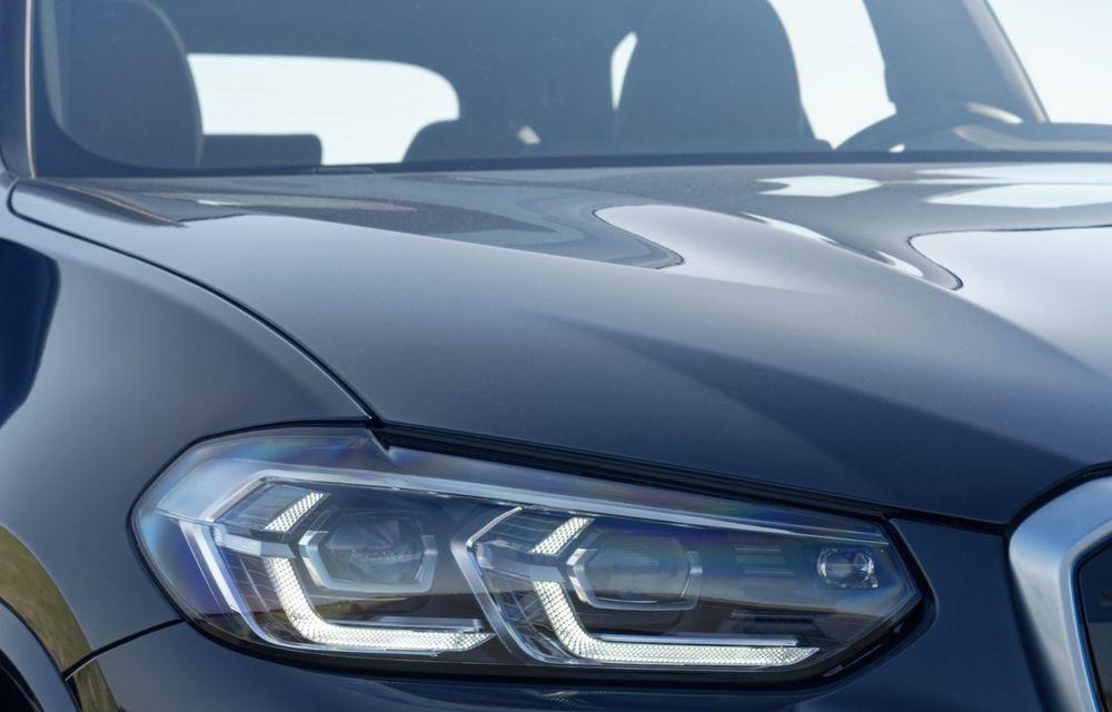 BMW iX3 facelift a fost prezentat: pachet M Sport în standard, preț de la 65.000 de euro - Poza 11