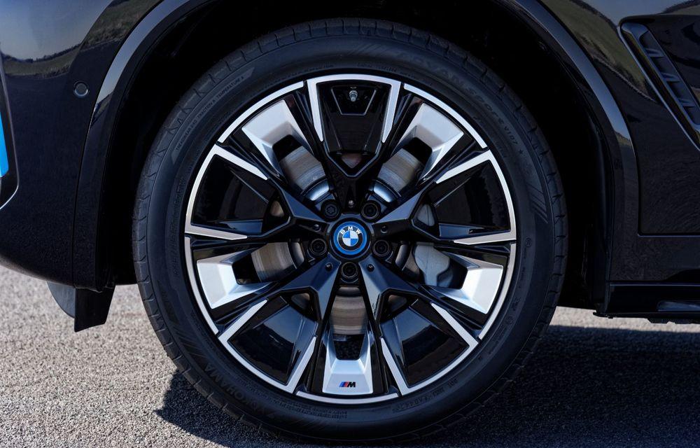 BMW iX3 facelift a fost prezentat: pachet M Sport în standard, preț de la 65.000 de euro - Poza 13