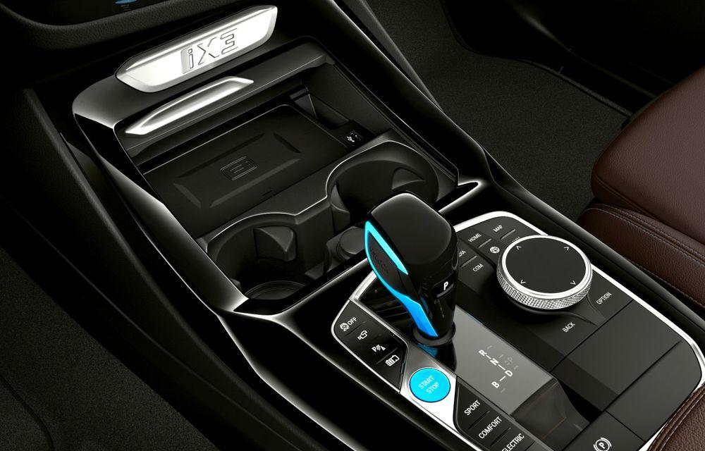 BMW iX3 facelift a fost prezentat: pachet M Sport în standard, preț de la 65.000 de euro - Poza 19
