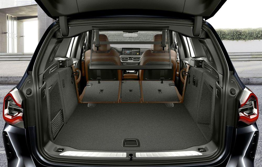 BMW iX3 facelift a fost prezentat: pachet M Sport în standard, preț de la 65.000 de euro - Poza 20