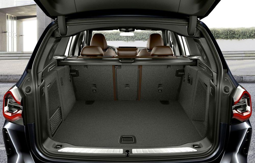 BMW iX3 facelift a fost prezentat: pachet M Sport în standard, preț de la 65.000 de euro - Poza 21