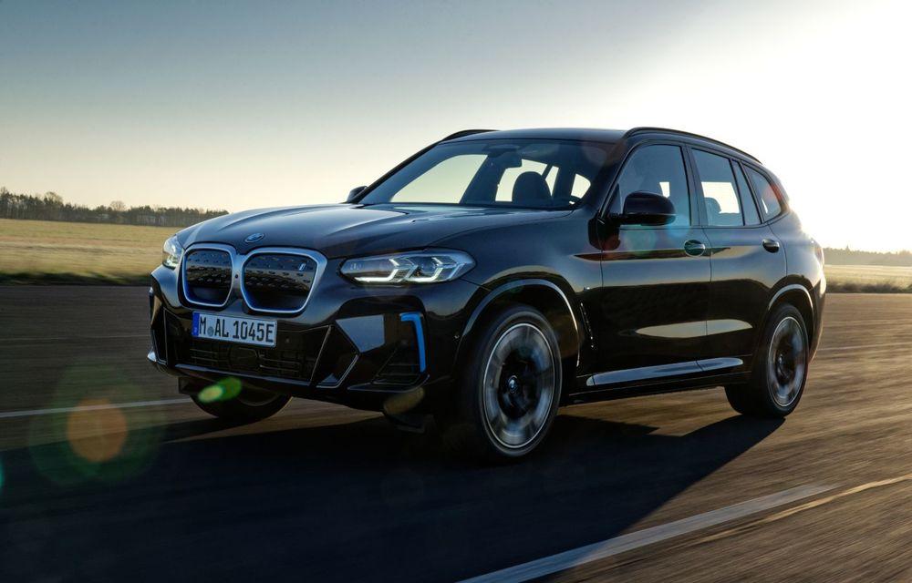 BMW iX3 facelift a fost prezentat: pachet M Sport în standard, preț de la 65.000 de euro - Poza 9