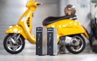 Proiect-pilot: Continental și Varta prezintă un scuter electric cu autonomie de 100 de kilometri