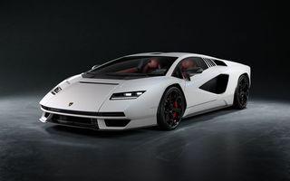 Renaște Lamborghini Countach: italienii refolosesc numele pentru un hypercar de 800 de cai putere